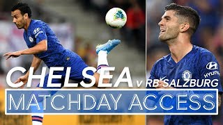 Insane Pedro Backheel 😮 Pulisic Double Strike! | Chelsea 5 - 3 RB Salzburg | Unseen Extra