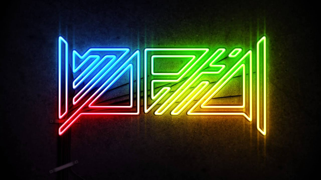 Neon Light | After Effects Logo Animation