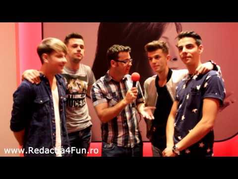 Interviu cu trupa MAXIM @Redactia4Fun.ro
