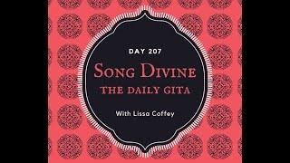 Song Divine: Daily Gita Day 207