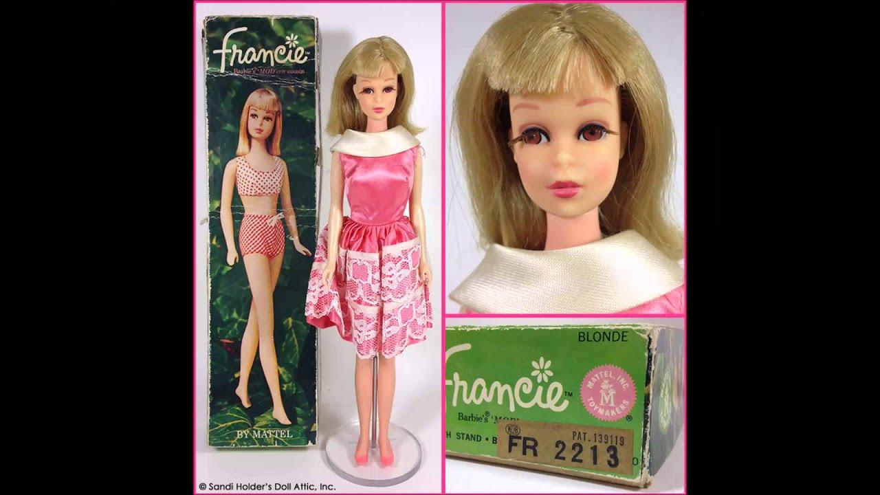 Sandi Holderu0027s Doll Attic Barbie Auction #45 Highlights  sc 1 st  YouTube & Sandi Holderu0027s Doll Attic Barbie Auction #45 Highlights - YouTube