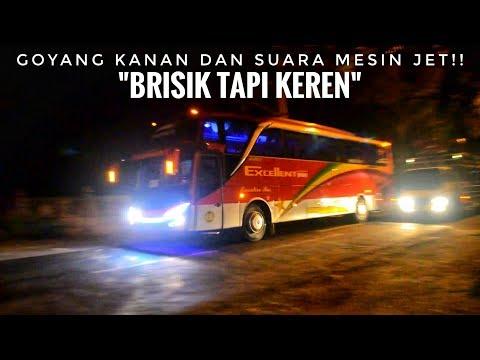 PART 1 !! SUARA MESIN JET!!! HUNTING BUS DI DEPAN RUMAH BANYAK BUS BERSUARA GAHAR!!!