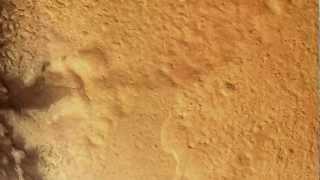 """Atterrissage """"Curiosity"""" sur Mars   3D & HD   6 aout 2012"""