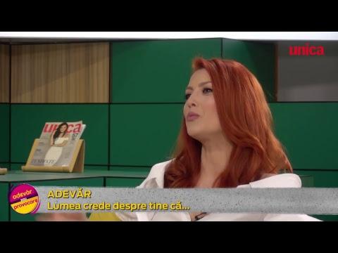 Elena Gheorghe, LIVE, la ADEVĂR SAU PROVOCARE by UNICA