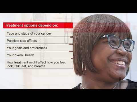 Frankly Speaking About Cancer: Head and neck cancer