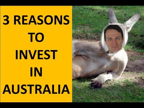 3 Reasons and How to Invest in Australia