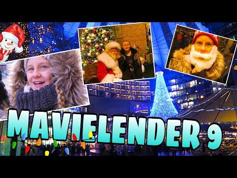 MAVIELENDER 9 Shopping Berlin 🎄 Adventskalender VLOGMAS  | MaVie