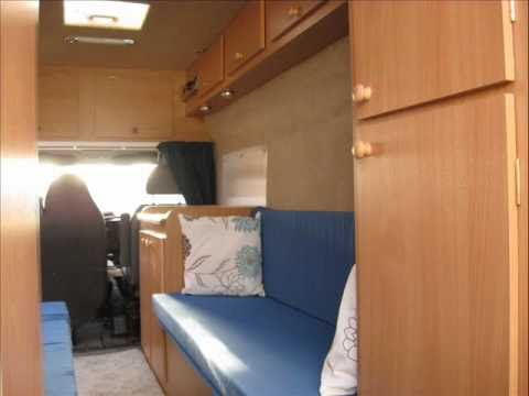 Campervan conversion Ford Transit  YouTube