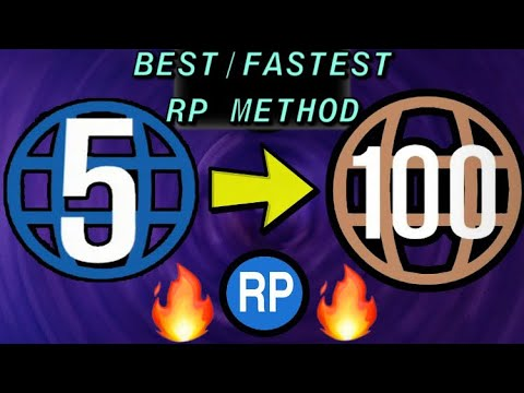 FASTEST WAY TO GET RP IN GTA 5 ONLINE AFK *SO EASY* (Grand Theft Auto 5)