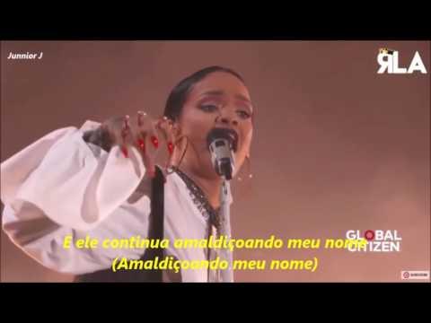 Rihanna - Love On The Brain (Live: Global...