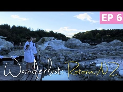 Mud Bath at Hells Gate in Rotorua | Wanderlust: New Zealand [EP 6]