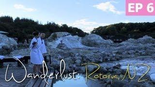 Mud Bath at Hells Gate in Rotorua | Wanderlust: New Zealand [EP 6]