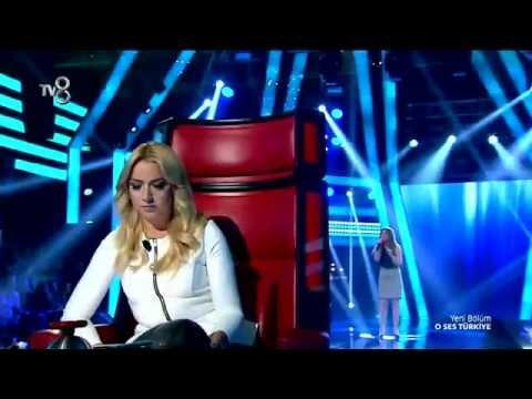 Ceylan Yorgun 'Suzan Suzi' O Ses Türkiye