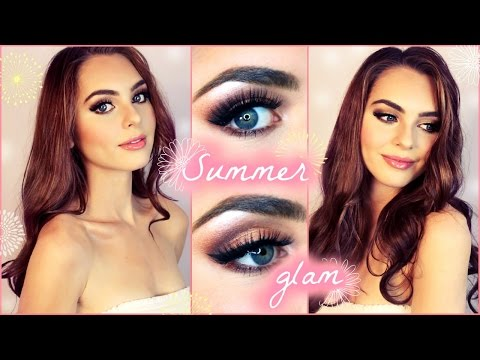 292d50eaec13 How To Fake Freckles with Makeup   Natural Summer Look! Jackie Wyers