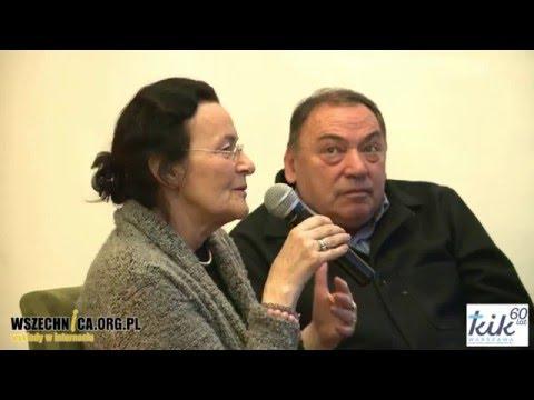 Marzec'68 oczami uczestników - Blumsztajn, Toruńczyk, Smolar, Sawicka, Onyszkiewicz