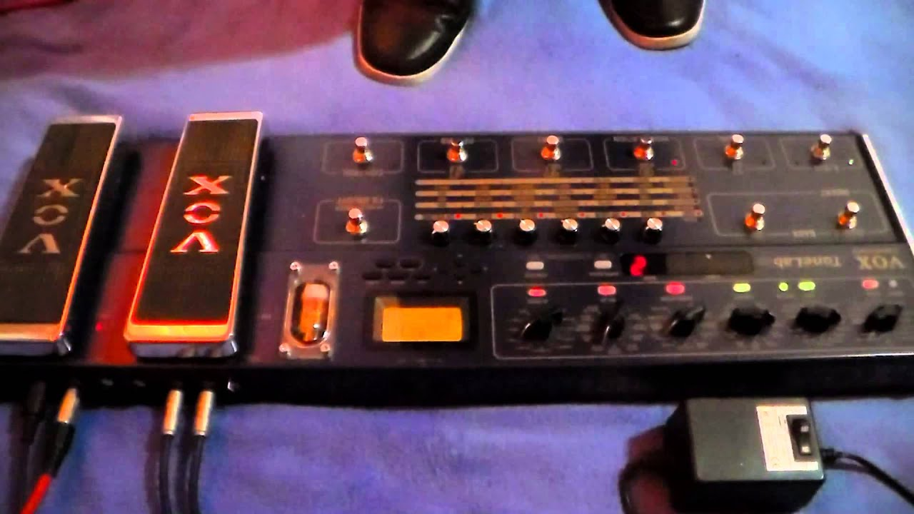 Vox tonelab se processore valvolare | strumenti musicali. Net.