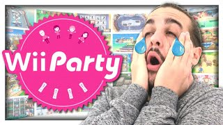 GUILLAUME EN PLS... | WII PARTY FR