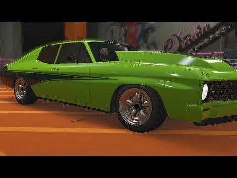 GTA 5 PIMPAR DECLASSE TULIP thumbnail