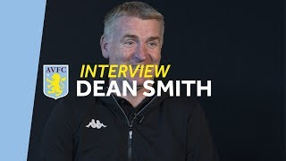 Dean Smith: Spurs a 'mouthwatering' start