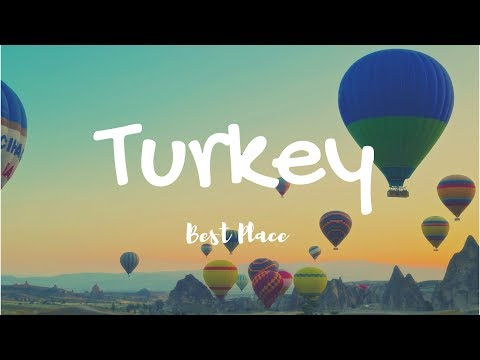 TURKEY Travel Guide, 5 best place in turkey that you must visit !!