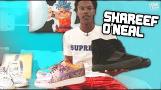 Shareef O'Neal's Insane SHOE COLLECTION!