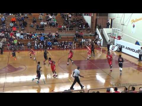 2015 Under Armour Holiday Classic Thomas Jefferson vs Advanced Prep