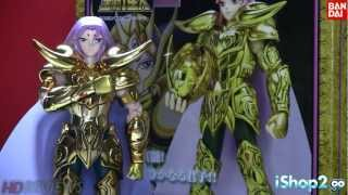 Saint Seiya Myth Cloth Aries Mu Review