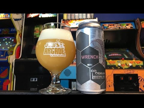 Industrial Arts Brewing Company - Wrench NEIPA - 6.8% ABV
