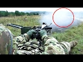 US Paratroopers Live-Fire