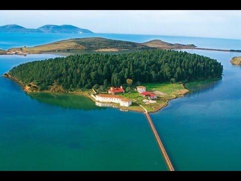 Ishulli i Zvërnecit, Shqipëri (Zvërnec Island, Albania)