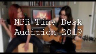 Evan Petruzzi - Change (Tiny Desk Audition)
