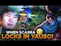 SCARRA'S ONCE IN A YEAR YASUO PICK! w/ Disguised Toast   LoL   League of Legends