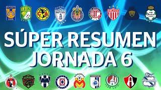 Súper Resumen | Jornada 6 - Clausura 2020 | Liga BBVA MX