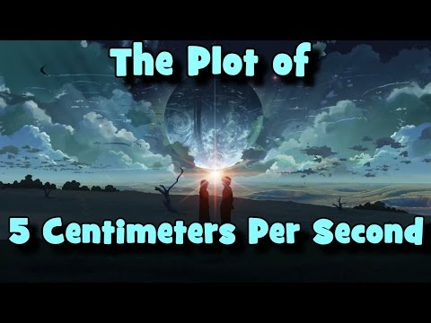The Plot of 5 Centimeters Per Second