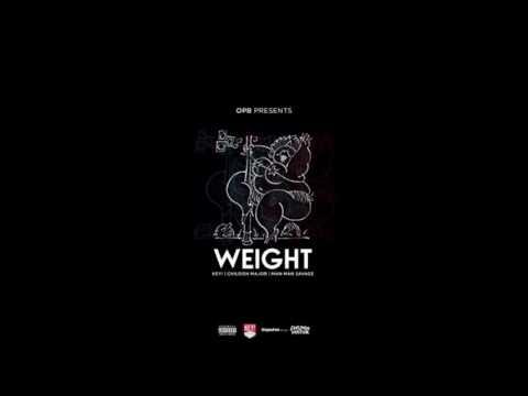 Key! - Weight (feat. ManManSavage) [prod. Childish Major]