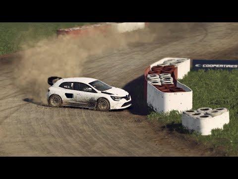 Dirt Rally 2.0 - WRX - Silverstone 33.466 - Setup