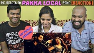 Pakka Local Full Video Song Reaction in Marathi   Janatha Garage   Jr. NTR, Kajal,Samantha, Mohanlal