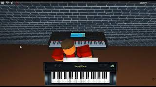 Melissa - Fullmetal Alchemist par: Poruno Gurafiti sur un piano ROBLOX.
