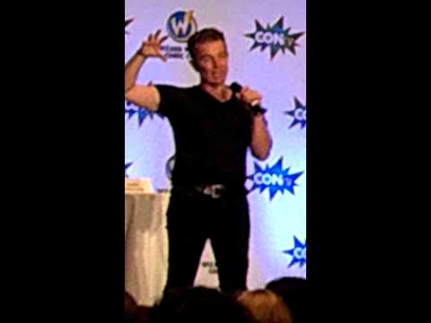 James Marsters at Wizard World Pittsburgh 2015