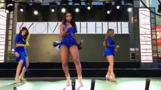 Fifth Harmony Worth It Live Mirrored