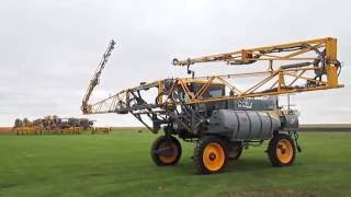 Gambar cover 2012 Hagie DTS 10 (Classic) Sprayer, 60/80' Wide, 1244 Hrs