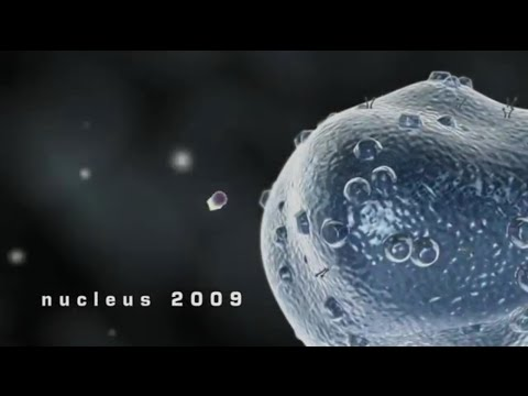 AMAZING: Nucleus Animation Demo Reel (2009)