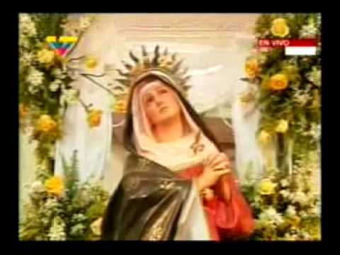 Llora Virgen de Carache, Venezuela