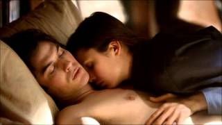 Repeat youtube video Damon and Elena 4x08 Morning Sex