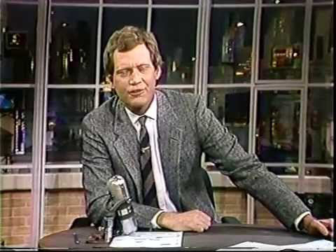 Jerry Beck on Dave's 4th Anniversary Show (1986)