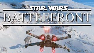 SKY BATTLES! - Star Wars Battlefront Gameplay