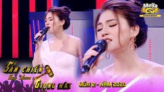 Hotgirl dân tộc CAO LAN - Cất giọng live cực đỉnh làm BGK điêu đứng   Sàn Chiến Giọng Hát Mùa 2
