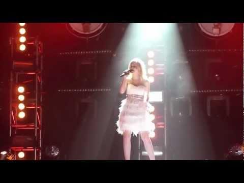 Dove Cameron singing Tough Lover