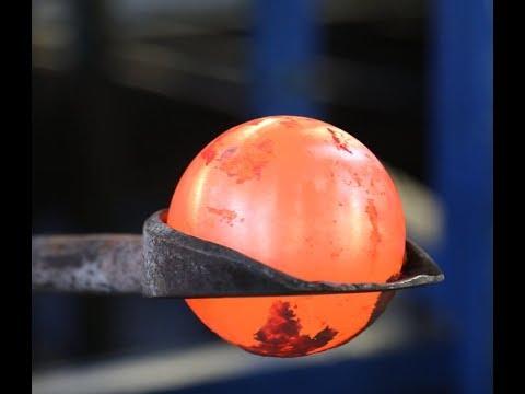 [PETANQUE] Comment se fabrique une boule de pétanque...