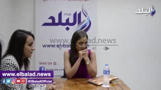 بالفيديو والصور.. ريم البارودي: أرفض العمل مع أحمد عز لأنه ظلم أطفاله